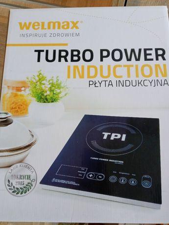 nowa Indukcja Welmax TPI Turbo power