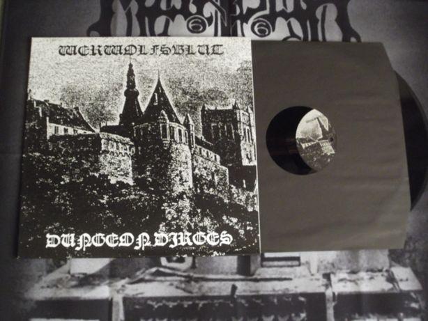 Werwolfsblut. Dungeon Dirges /LP first press, ltd to 250! RARE Ambient