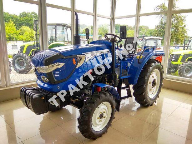 Новий мінітрактор ОРІОН RF 244 з ДВ трактор ORION
