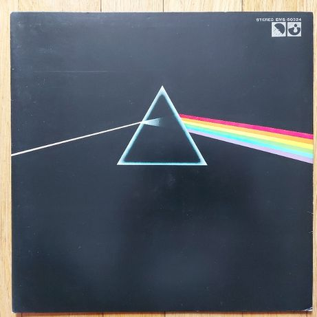 Pink Floyd = ピンク・フロイド* – The Dark Side Of The Moon = 狂気, JP, M