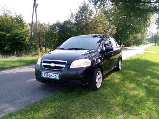 Chevrolet AVEO 1.4 16V bezn-# klima# zarejestrowany # sprowadzony#