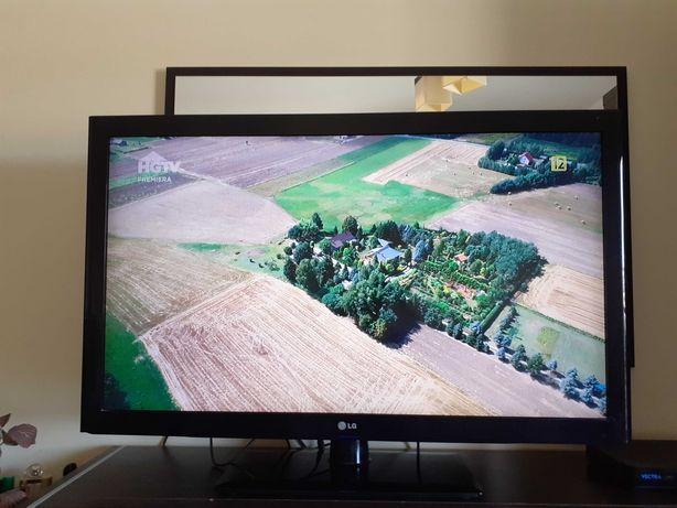 TV telewizor 46 cali  LG  szerokopasmowy telewizor LCD Full HD 120 Hz