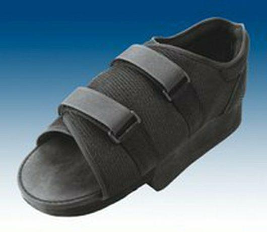 Sapatos pós operatório