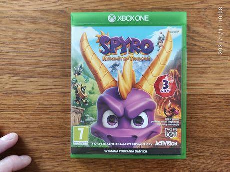 Dla dzieci Spyro 3 gry Dubbing Xbox One