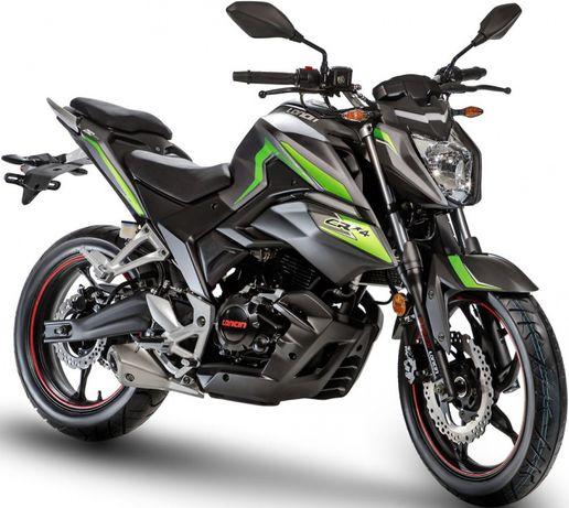 Мотоцикл Loncin cr4 в наличии в Черкассах