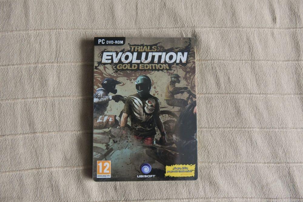 Gra Trials Evolution Gold Edition PC NOWA zafoliowana