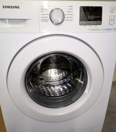 Máquina Lavar Roupa 7kg Samsung Ecobubble