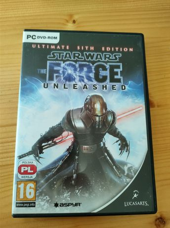 Star Wars The Force Unleashed PC