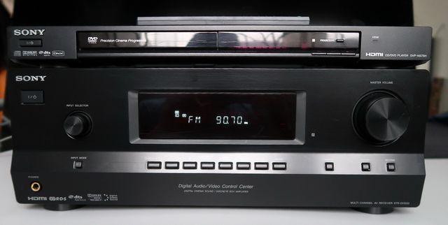 Odtwarzacz DVD Sony DVP NS78H