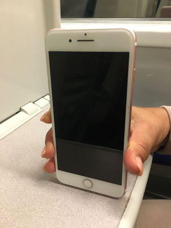 IPhone 7 Plus cor Rosa com 128gb