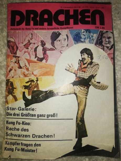 Drachen niemieckie czasopismo