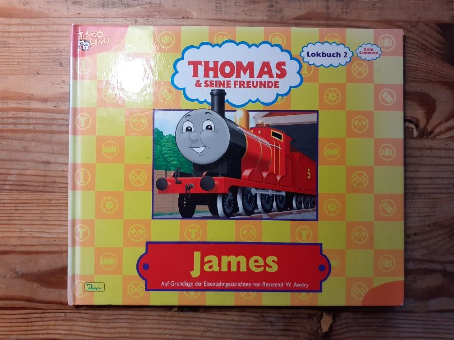 Дитячі книжки німецькою мовою. Thomas und seine Freunde Обухов - изображение 1