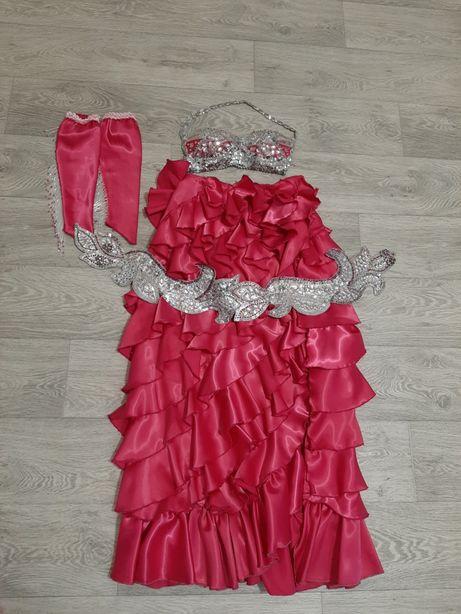Костюм, платье для восточных танцев
