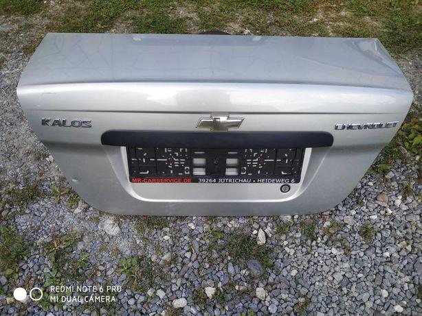 Крышка багажника ляда Шевроле Лачетти Авео Chevrolet Lacetti Aveo
