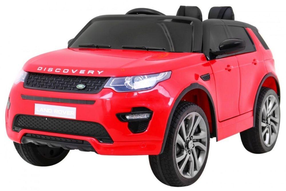 Samochód Land Rover Discovery na akumulator Tychy - image 1