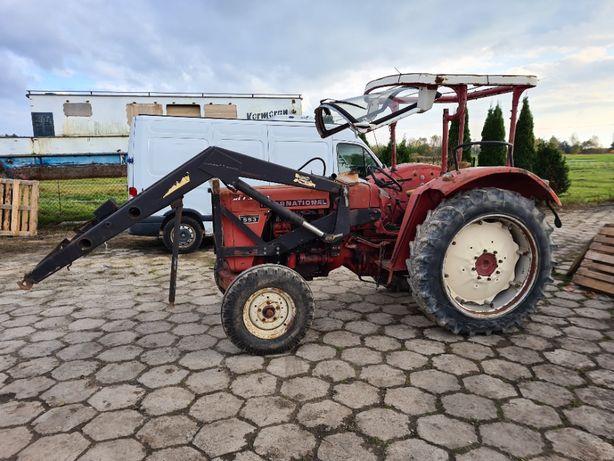 Ciągnik rolniczy IHC