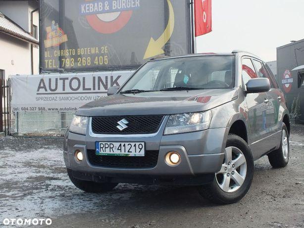 Suzuki Grand Vitara 2,0 16V Benzynka 140KM ! Klima Elektryka Alu 4x4 Zarejestrowana !