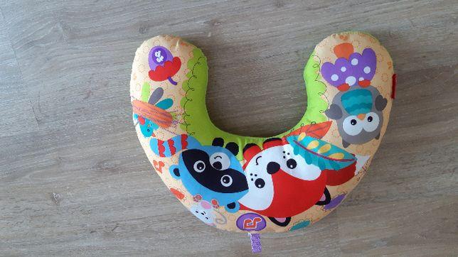 Uspokajająca poduszeczka dla dziecka
