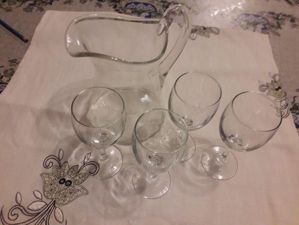Jarra c/ 4 copos