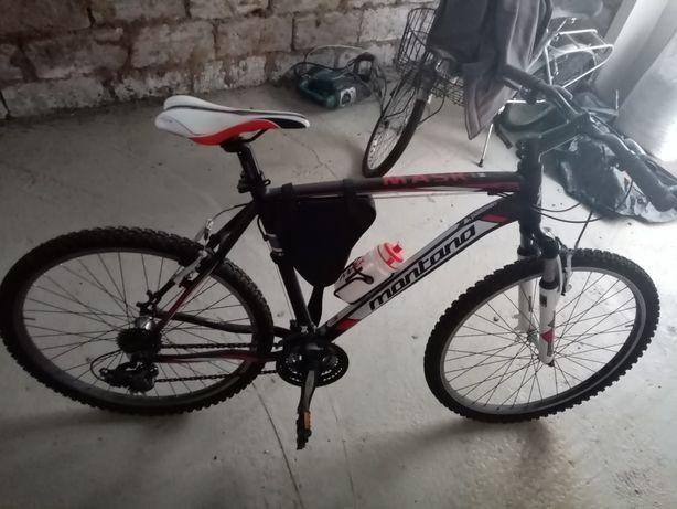 Алюминиевый велосипед как новый