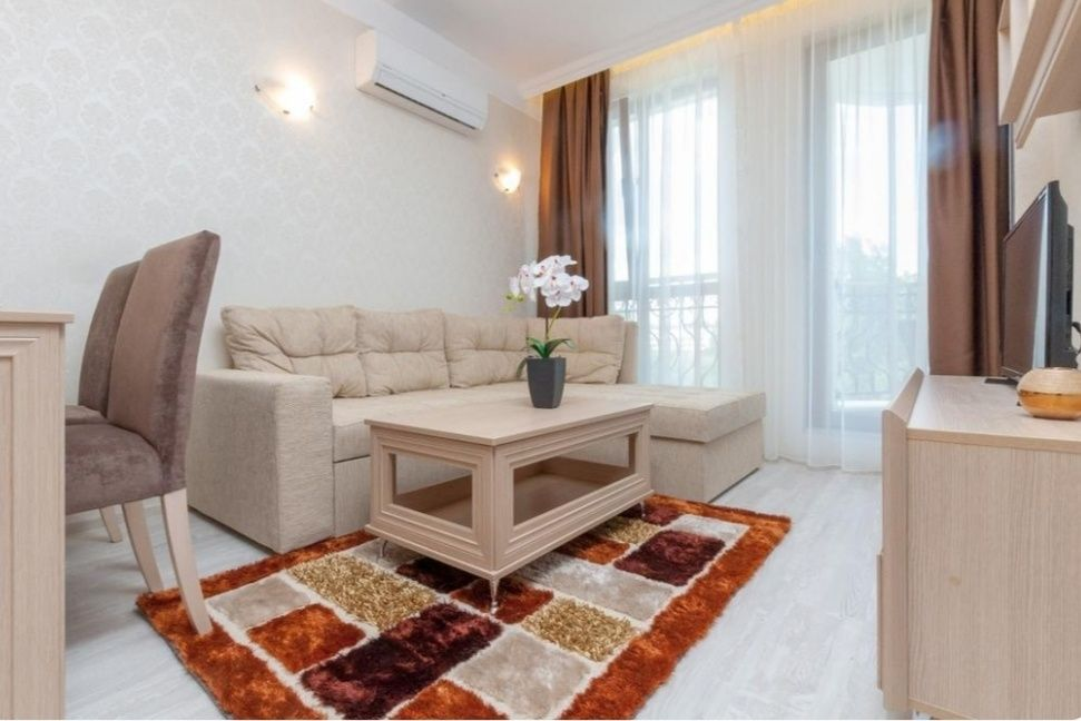 Сдам 40 € Апартаменты квартира в Болгарии. Солнечный берег.