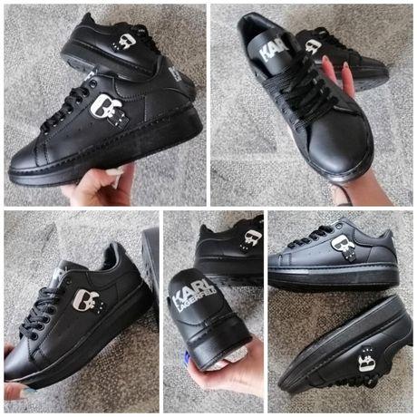 Wyprzedaz , damskie sneakersy KARL LAGERFELD 36,37,38 nowe