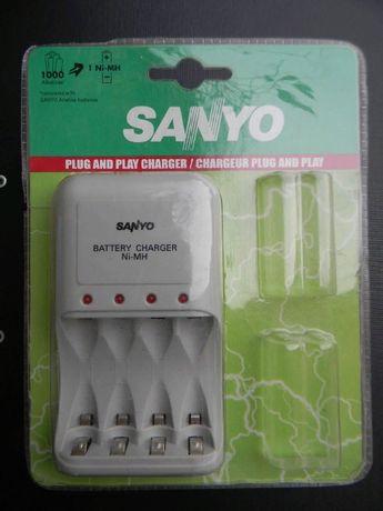 Зарядное устройство SANYO  MQN03-E-4-1700