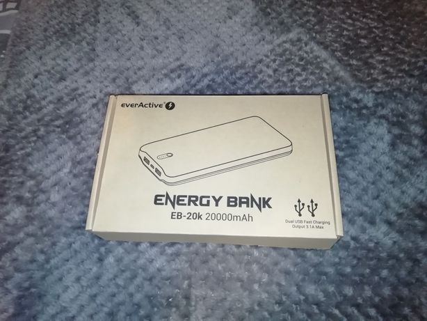 EverActive Energy Bank EB-20k 20000 mAh