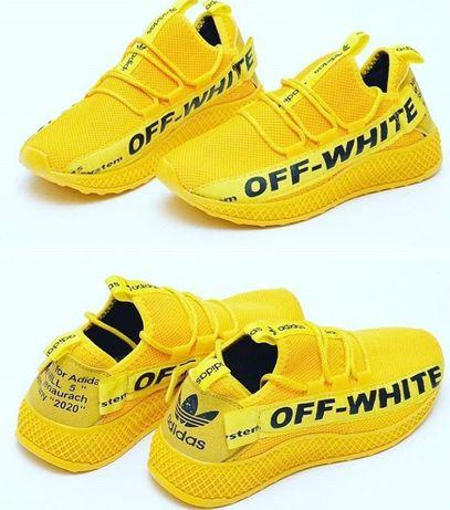 Кроссовки Off White