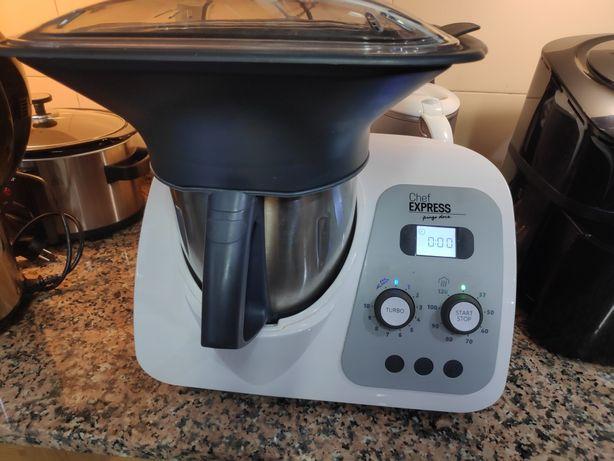Robot de cozinha chef express (Ver descrição)