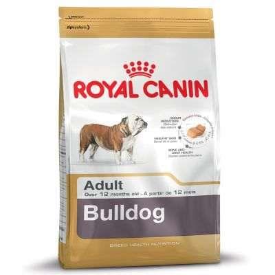 Сухой корм Royal Canin (Роял Канин) bulldog 12 кг