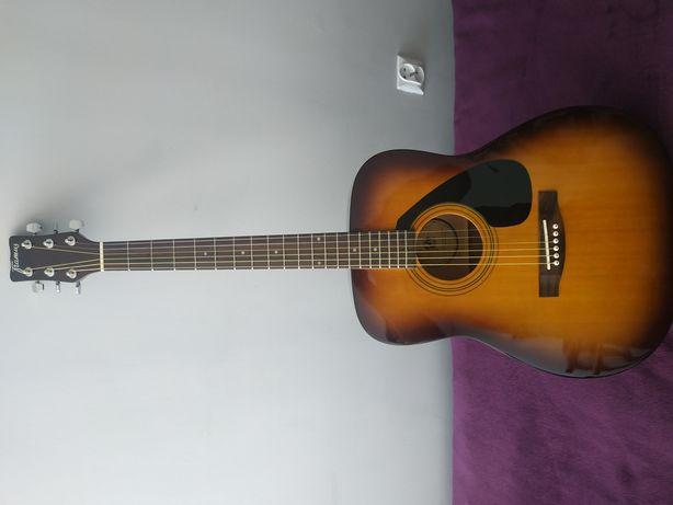 Gitara akustyczna Framus z pokrowcem okazja!
