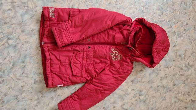 Пальто зимнее Lenne куртка деми Бемби