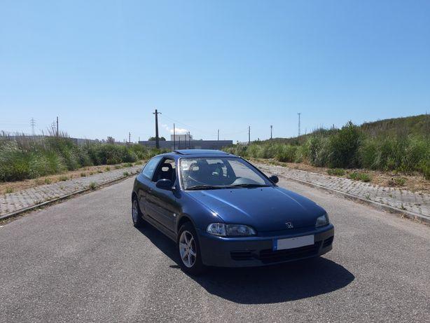 Honda Civic eg5 1.6