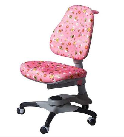 Растущее детское кресло Comf-Pro Oxford pink flower