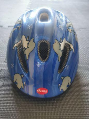 Capacete de criança golfinho