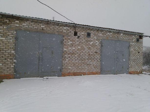 Продам капитальные гаражи