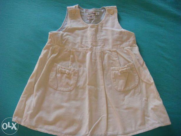 Vestido da Zara, 12 meses