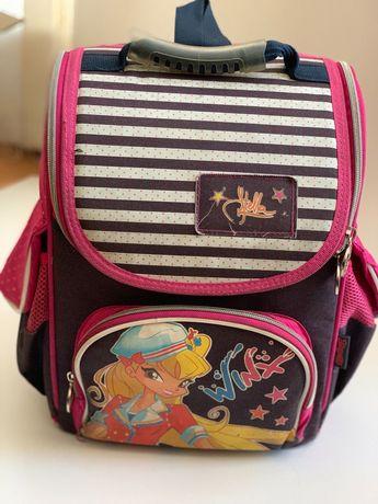 Рюкзак Winx для девочки 1 Вересня