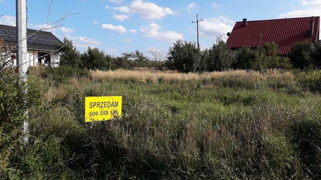 Pleszew / Kowalew - sprzedam działkę