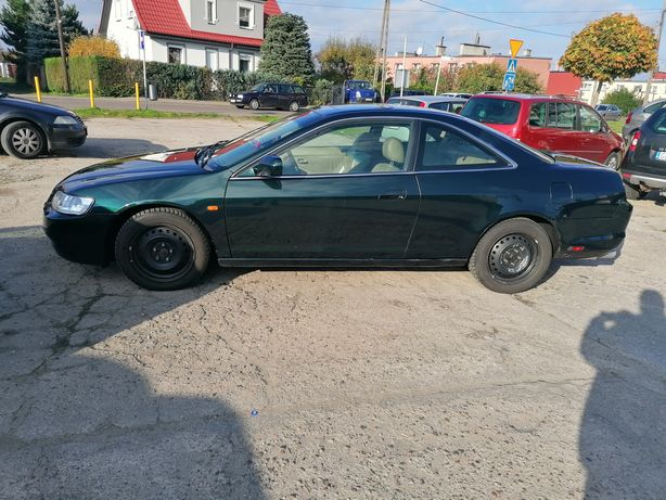 Accord coupe 3.0 lpg