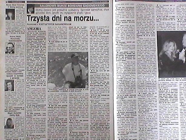 Angora 2000 - Krzysztof Baranowski