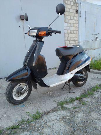 Скутер Ямаха Минт