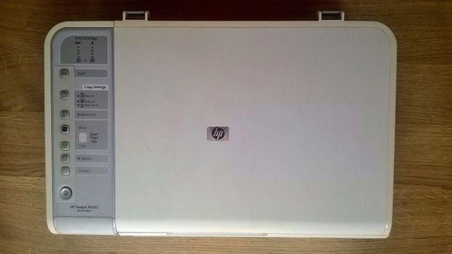 Продам МФУ БФП 3 в 1 принтер, сканер, копір HP deskjet f4283