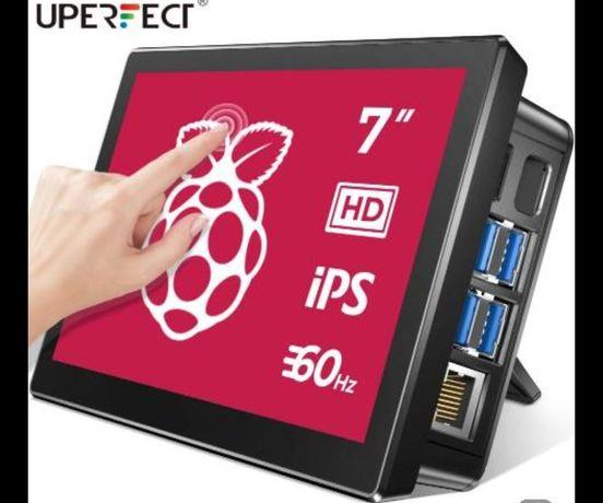 RPI ALL-IN-One  ecrã touch raspberry PI caixa case