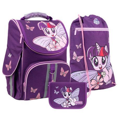 Набір set_lp21-501s рюкзак + пенал + сумка для взуття Kite 501 LP