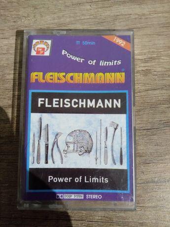 FLEISCHMANN - Power of Limits- kaseta niemiecki thrash metal