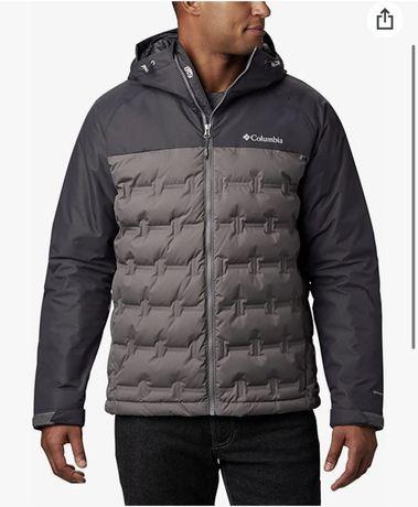 Куртка пуховая мужская Columbia GRAND TREK. Размер S и М
