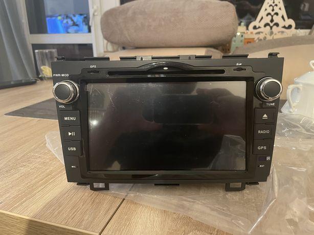 Honda CRV radio i nawigacja