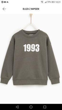 Zara, nowa bluza dla chłopca rozmiar 152